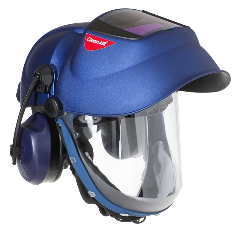 Welding Grinding Safety Ca 40gw Helmet Combined Air Fed