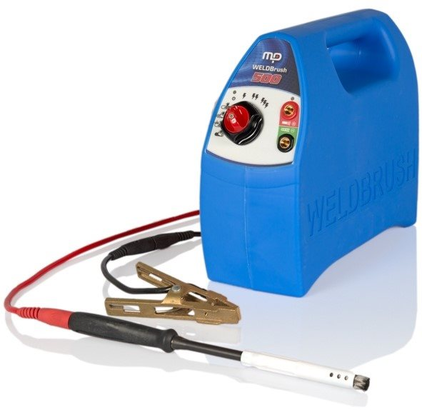New WeldBrush WB500 Weld Cleaning Machine