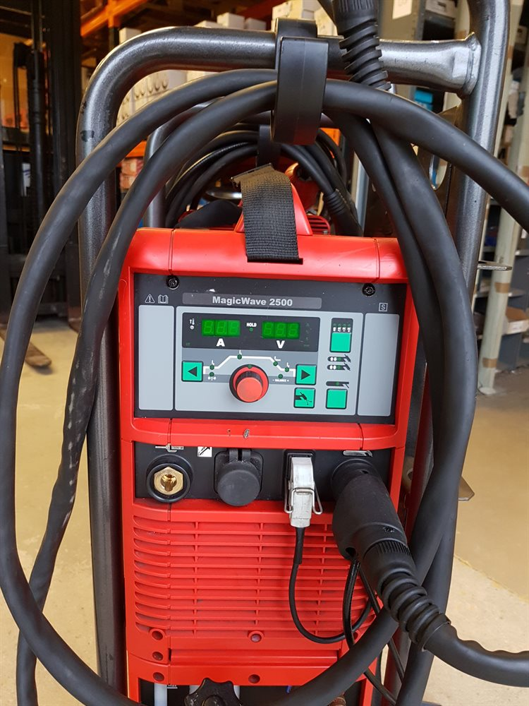Second Hand Tig Welder Aes Industrial Supplies Limited