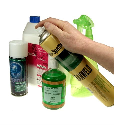 AES range of Anti Spatter products