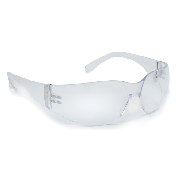 S.1437-C Wraparound Clear Safety Glasses