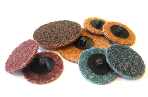 Alflex range of quick change SCM discs