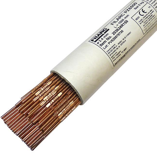 Filarc PZ6500 TIG Filler Wire