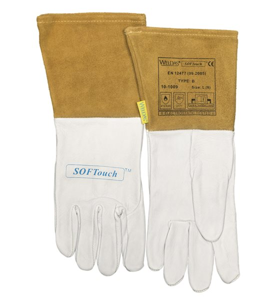 Weldas 10-1009 TIG Welding Gloves