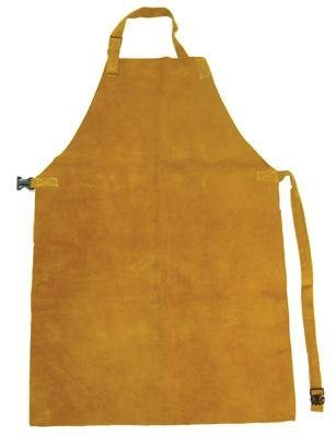 S.1350-L Gold Leather Welding Apron