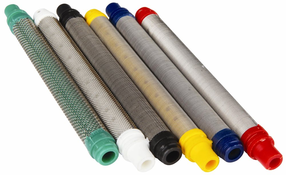 Pencil Filters For Tritech T360 Amp T720 Airless Spray Guns