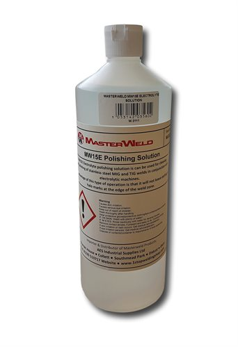 W.0111 Masterweld Stainless Steel Cleaning & Polishing Solution