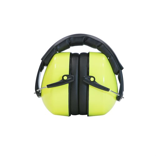 SNR30 Heavy Duty Safety Ear Defender High Viz