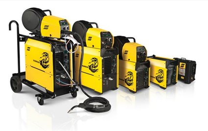 Esab Warrior complete package